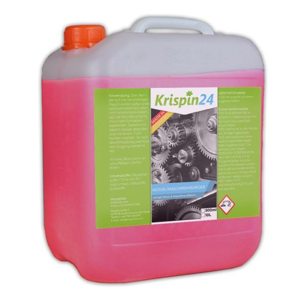 Motor- & Maschinenreiniger 10L für die Reinigung stark verschmutzter Motor- & Maschinenteile