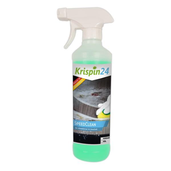 SPEEDCLEAN (Allzweckreiniger) 500ml der Spezialreiniger für's Haus - ein POWER Reiniger für alles